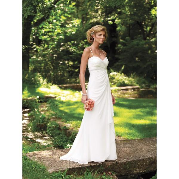 sportliche Brautkleider