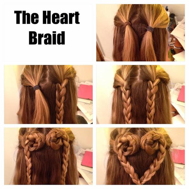 hair styles liberty heart