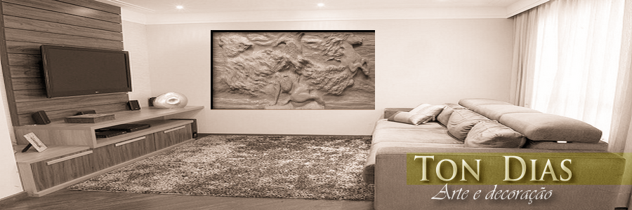 Ton Dias - Decoração de sala, decoração de quarto, quadros decorativos modernos para parede