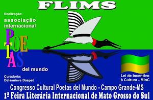FLIMS - Feira Literária Internacional de MS