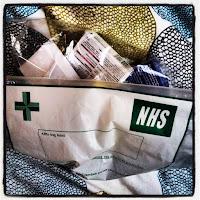 NHS Goodybag