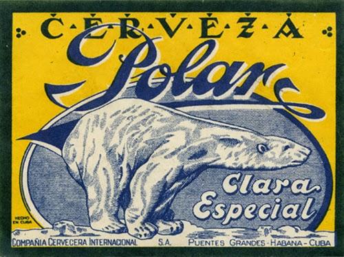 Cerveza Cubana Polar