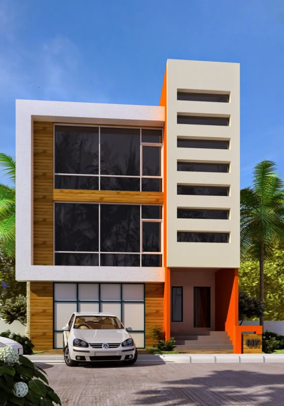 Reviews Simple House Model 2015