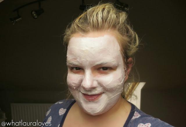 Montagne Jeunesse 7th Heaven Strawberry Souffle Face Mask Review