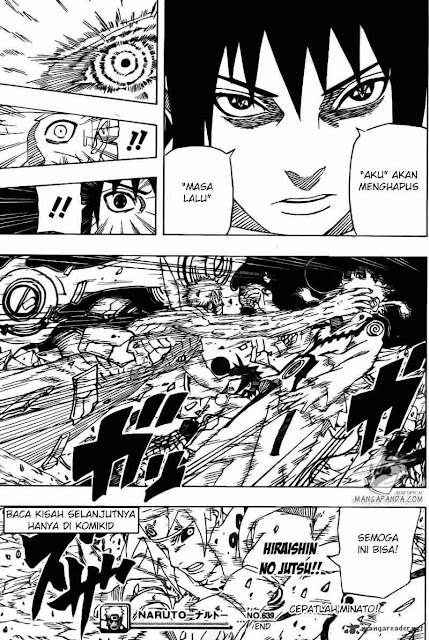 Komik Naruto Chapter 639 640 Bahasa Indonesia