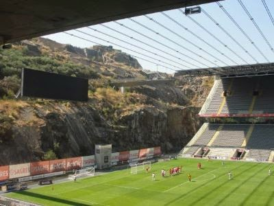 8. Estadio Municipal de Braga (Portugal)