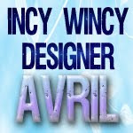 Incy Wincy Designs, Challenge Blog