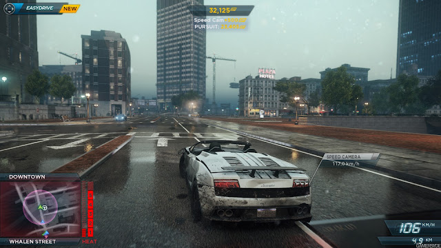 NFS Most Wanted - Free Download - GameTop