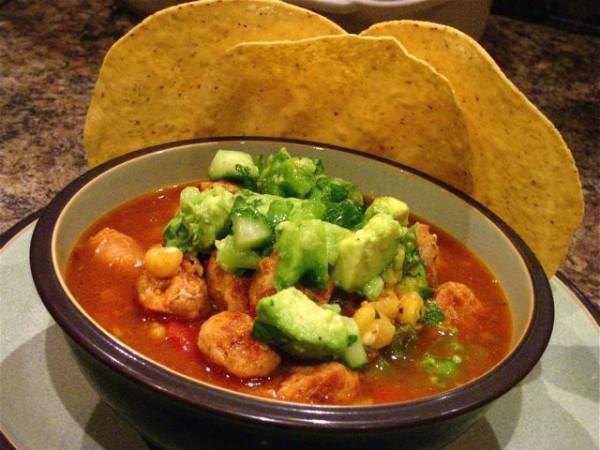 Posole Rojo Recipes — Dishmaps