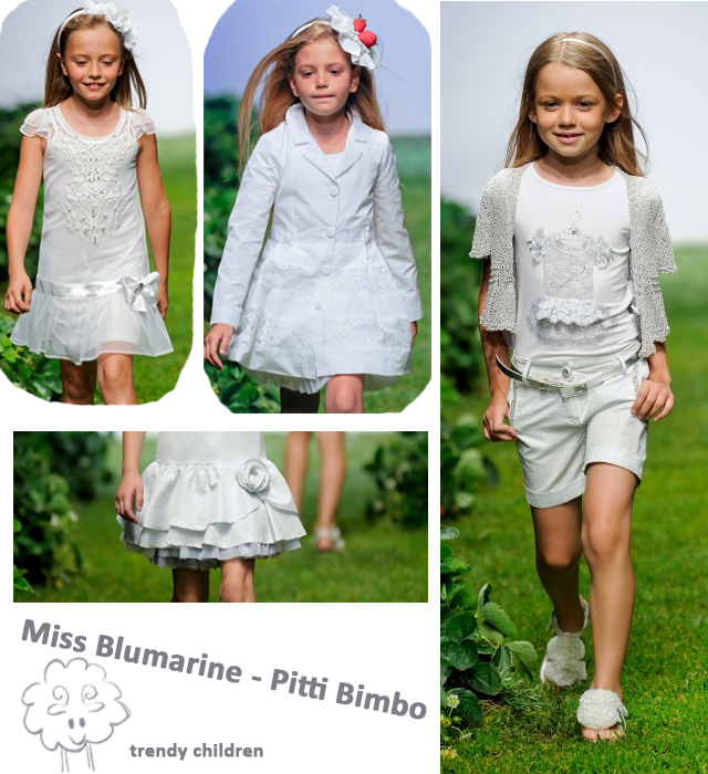 total look blanco. Trendy children