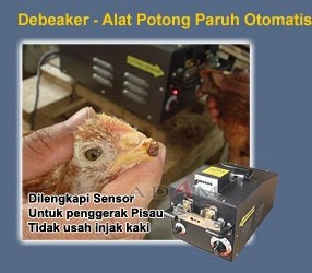 Debeaker (Alat Potong Paruh)