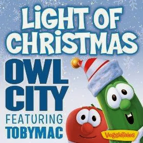 Light of Christmas Songa by Owl City feat. TobyMac