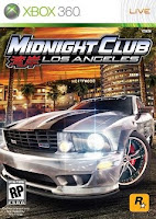Midnight Club: Los Angeles – Complete Edition – XBox 360