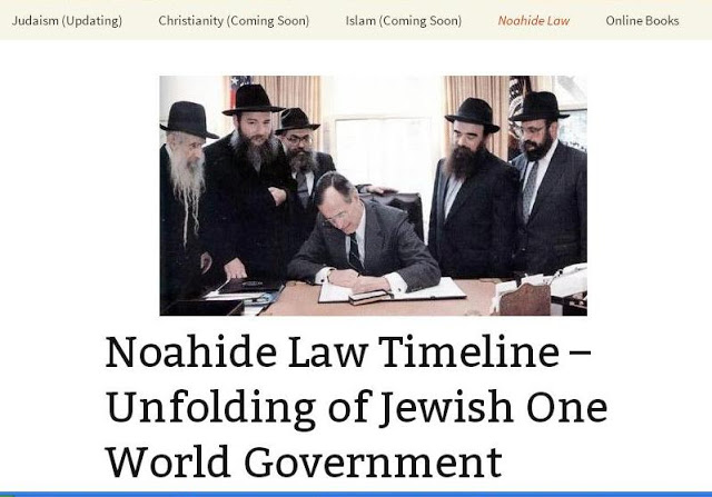 Seven noahide laws homosexuality