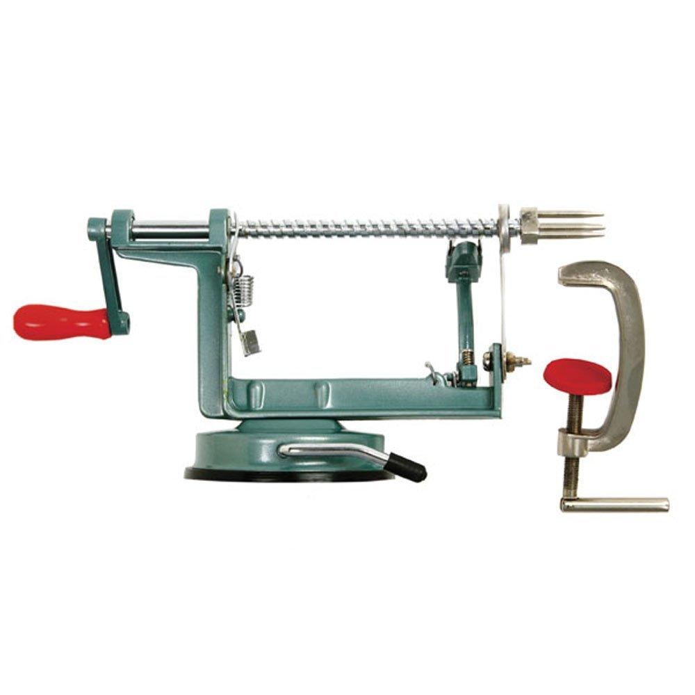 apple peeler and corer machine