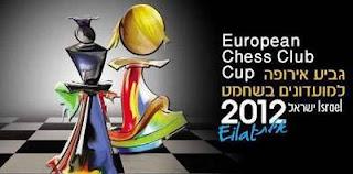 Échecs à Eilat : la Coupe d'Europe des Clubs