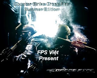 Counter Strike Cross Fire Summer Edition