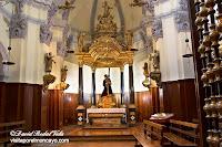 Magallón Iglesia San Lorenzo Martir Castillo de Magallón Moncayo Capilla Santo Cristo con la Cruz a Cuestas