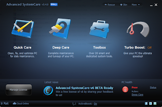 Advanced System Care Pro 5.4 Full Serial 2