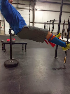 crossfit superman