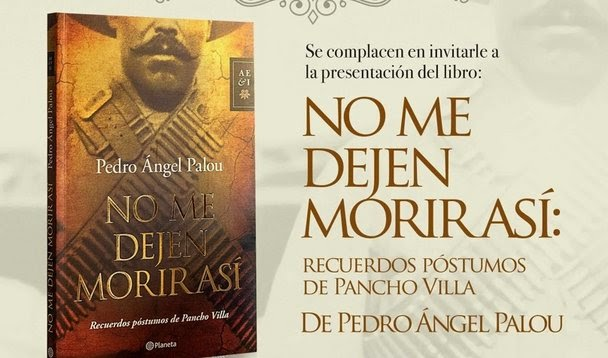 No me dejen morir así - Pedro Angel Palou