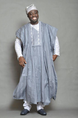 New photos of Mercy Johnson's husband, Prince Odi Okojie