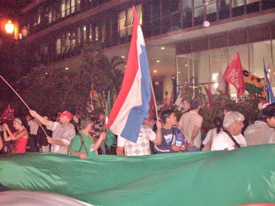 Ato histórico em São Paulo pelo Estado da Palestina Já - foto 54