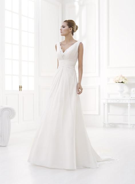 Vertize Gala - vestido de novia low cost - modelo Frida