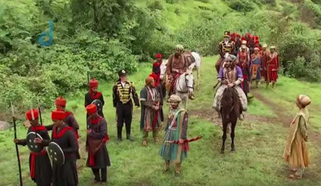 Sinopsis Jodha Akbar Episode 555