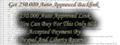 250.000 Auto Approved Link