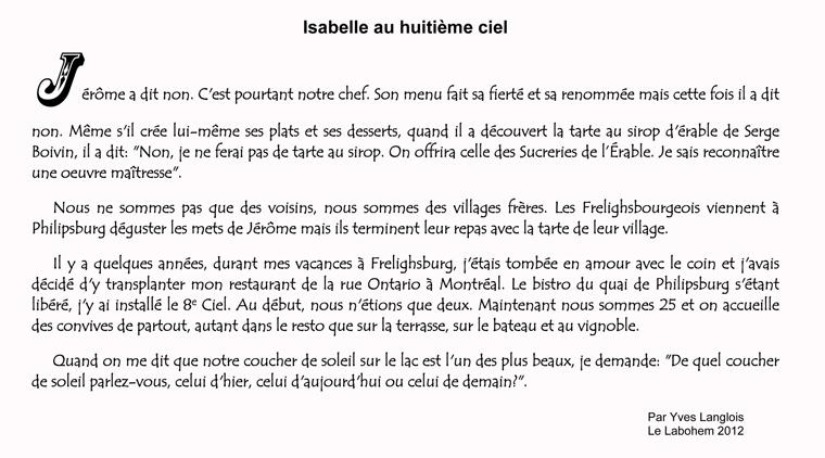 YL023 Isabelle CharleboisH72