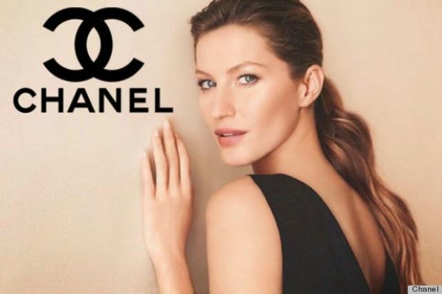 Gisele Bündchen – modelo –  top models – modelo brasileña – ángel Victoria Secret - Chanel - Chanel N5