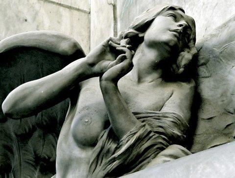 Cyril Connoly- monumentos cementerio