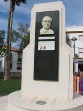 UNIVERSO ANDALUCISTA: Monumentos a Blas Infante
