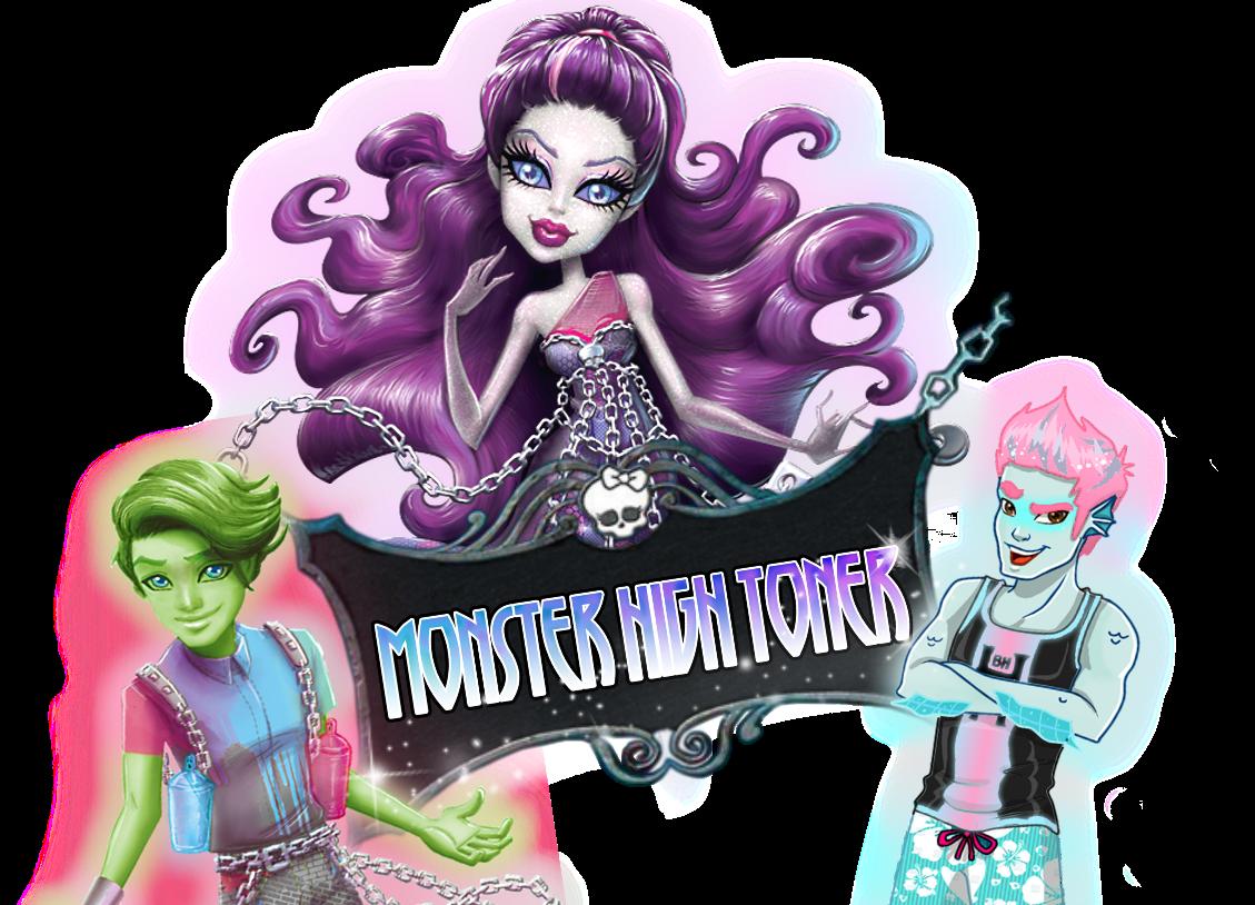 Monster High Toner™