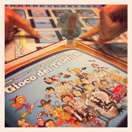 """""""Il trivial game + divertente dell'anno"""" (Lucca Comics)"""