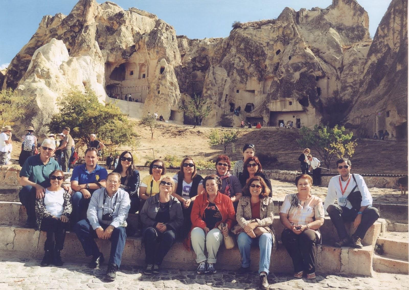 TURQUIA | OUT 2012 | Líder: pastor Igor Baumann