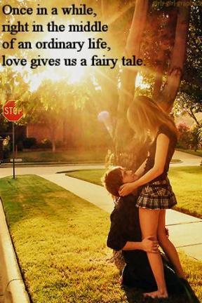 love for girls romance quotation wallpaper