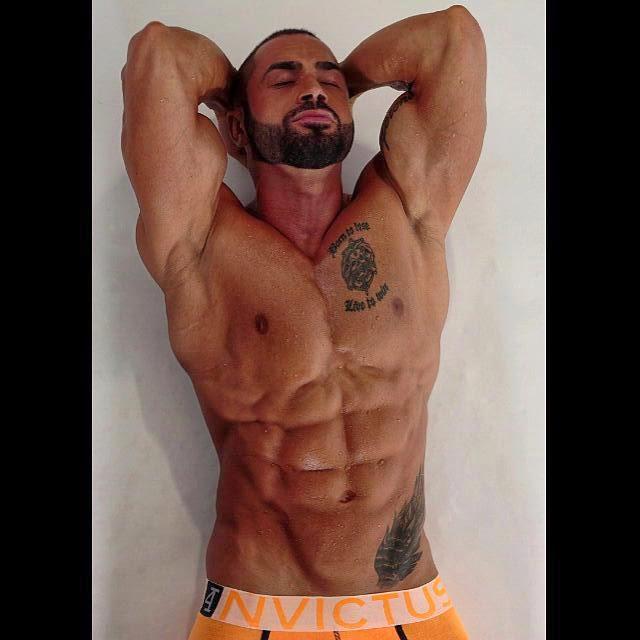 Lazar Angelov Fitness Model 2014