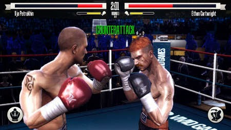 Real Boxing apk + data
