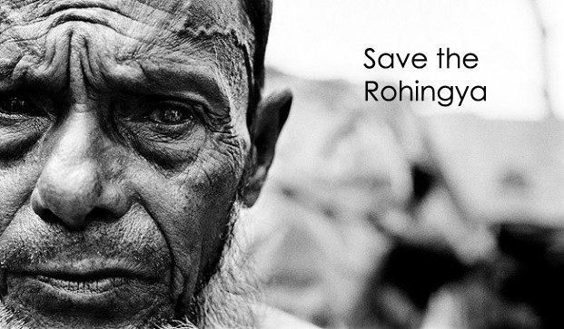 #Save Rohingya