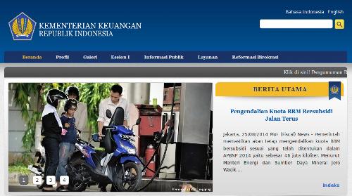 Kementerian Keuangan Paling Banyak Buka Lowongan CPNS 2014