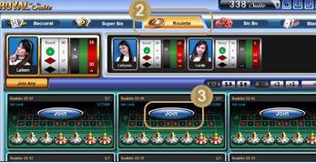 SBOBET-รูเล็ต Roulette เกมส์รูเร็ตออนไลน์ SBOBET