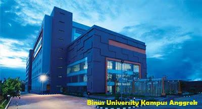 Binus University Kampus Anggrek