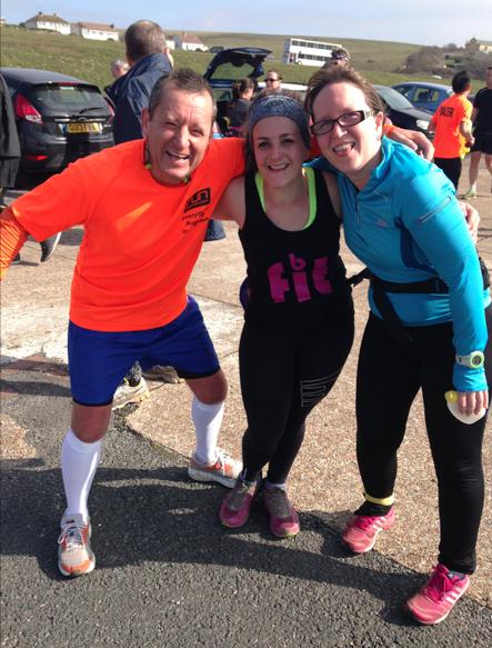 FitBits - South Downs Way - RunBrighton - Brighton Marathon Training - Tess Agnew