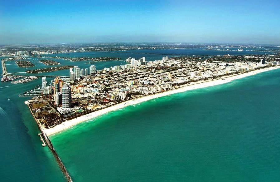 Biscayne Bay em Miami