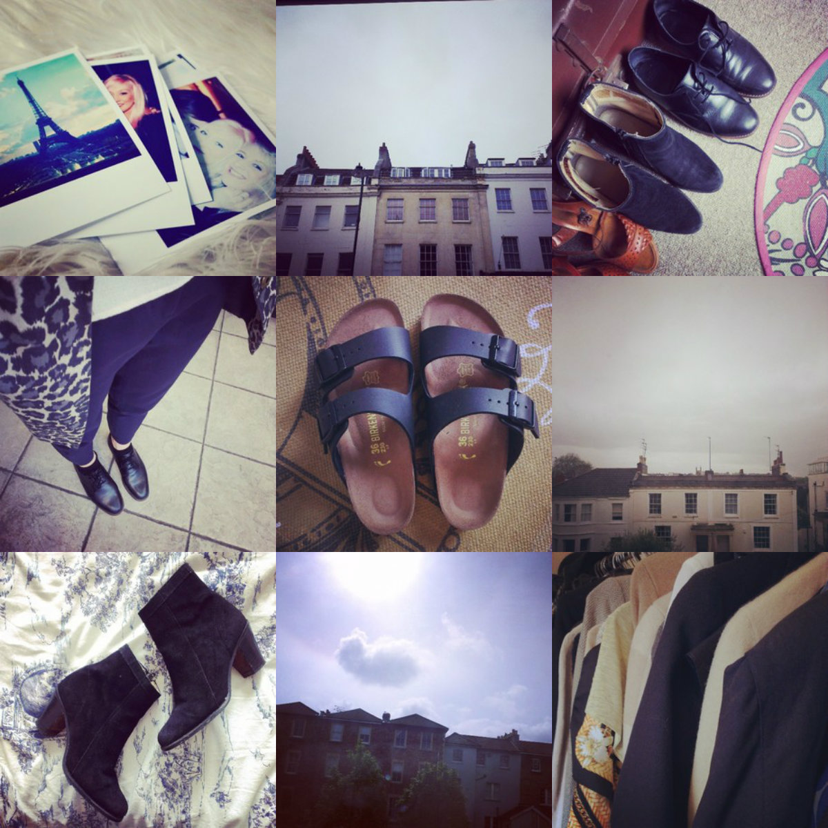 instagram, printic, birkenstocks, vintage, asos