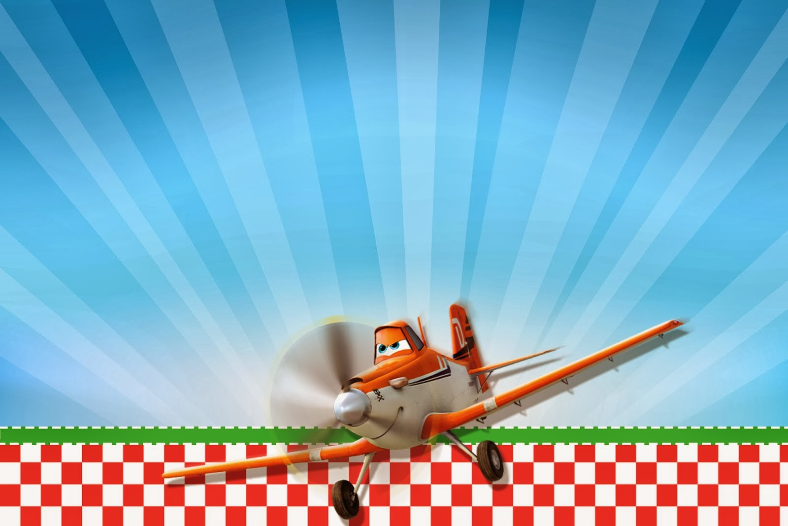 Planes (Disney): Free Printable Cards or Invitations. | Oh