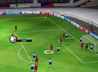FIFA 2003 Online Soccer Game
