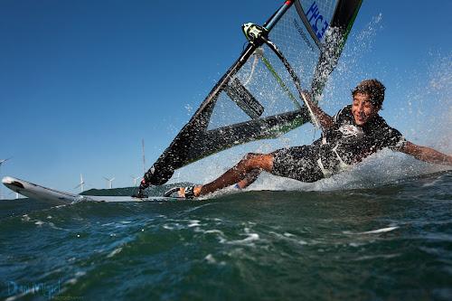 Pablito windsurfing Pozo Izquierdo